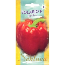 Sweet pepper 'Solario' H, 100 seeds