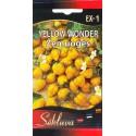 Meža zemene 'Yellow Wonder' 0,1 g