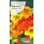 Garden nasturtium, mix 5 g