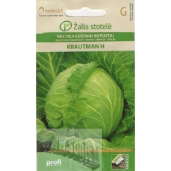 White cabbage 'Krautman' H, 0,1 g