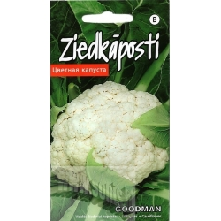 Cauliflower 'Goodman' 30 seeds