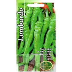 Sweet pepper 'Lombardo' 0,1 g