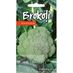 Broccoli 'Fiesta' H, 20 seeds