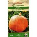 Lielaugļu ķirbji 'Orange Summer' H, 5 sēklas