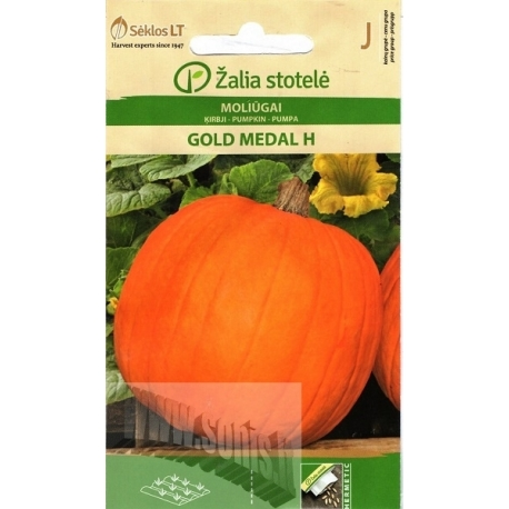 Zucca dolce 'Gold Medal' H, 5 semi