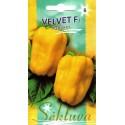 Paprika 'Velvet' H, 10 Samen