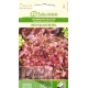 Dārza salāti 'Red Salad Bowl' 1 g