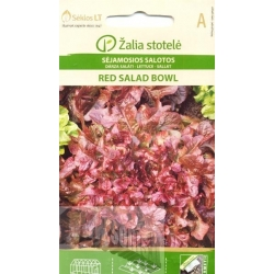 Lettuce 'Red Salad Bowl' 1 g