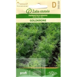 Dill 'Goldkrone' 7 g