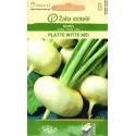 Turnip 'Platte Witte Mei' 2 g