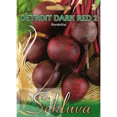Rote Bete 'Detroit Dark Red 2' 30 g